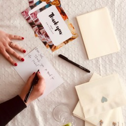The Ultimate Guide to Thank You Notes